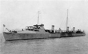 USS Whipple (DD-15)