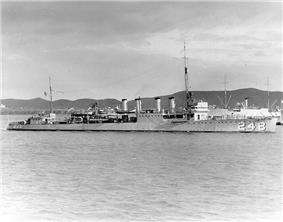 USS Barry (DD-248)