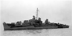 USS Borie