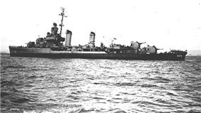 Caldwell in 1945