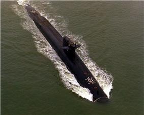 USS Casimir Pulaski SSBN-633