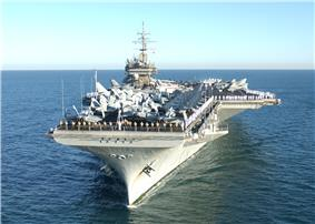 USS Constellation (CV-64)