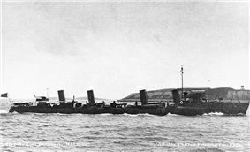 USS Dale (DD-4)
