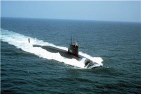 USS Daniel Boone SSBN-629