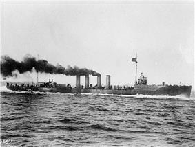 USS Drayton