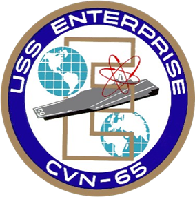 Seal of USS Enterprise