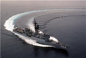 The USS Gray (FF-1054)