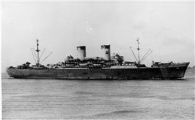 USS General A. E. Anderson (AP-111)