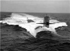 USS Glenard P. Lipscomb (SSN-685)