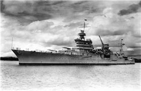 USS Indianapolis, 1937