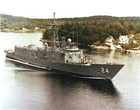 USS Jack Williams (FFG-24)
