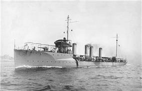 USS Lamson