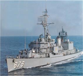 USS Leary DD-879