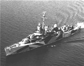 USS Leutze (DD-481)