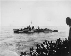 USS Longshaw (DD-559)
