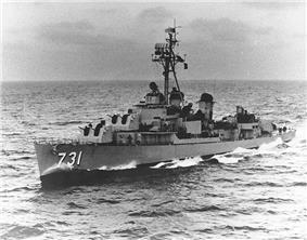 USS Maddox (DD-731)