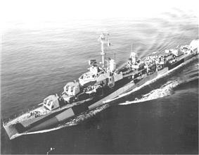 USS Mannert L. Abele (DD-733)