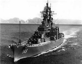 USS Newport News CA-148