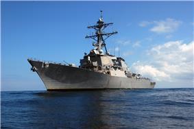 USS Porter (DDG-78) in October 2007