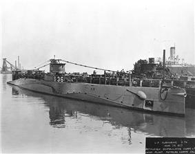 USS S-36