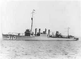 USS S. P. Lee (DD-310)