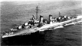 USS Stephen Potter (DD-538)