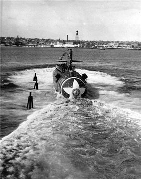 USS Sturgeon (SSN-637) Launch2.jpg