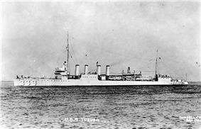 USS Trever (DD-339)