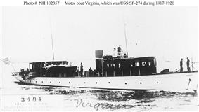 USS Virginia (SP-274)