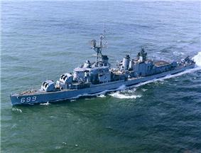 USS Waldron (DD-699)