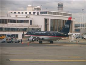Washington National Airport Terminal and South Hangar Line