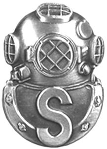 U.S. Army Salvage Diver Badge