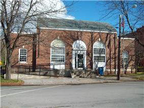 US Post Office-Fredonia