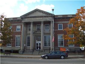 US Post Office-Bath