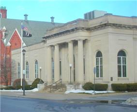US Post Office-Johnstown