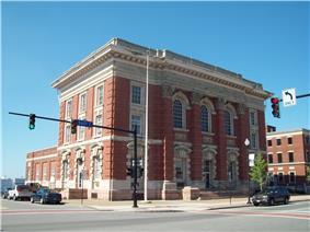 US Post Office-Lockport
