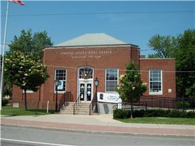 US Post Office-Middleport