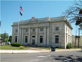 US Post Office-Niagara Falls Main