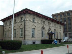 US Post Office-Olean