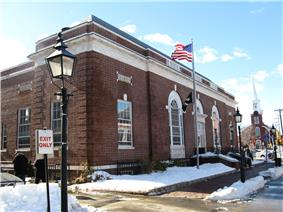 US Post Office-Newburyport Main