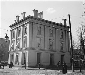 ca. 1919 HABS photograph