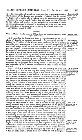 Scan of page in the Statutes at Large
