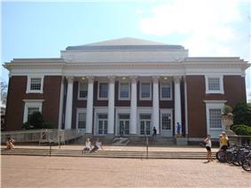 Clark Hall, University of Virginia