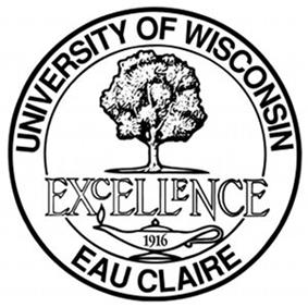 The Seal of the University of Wisconsin–Eau Claire