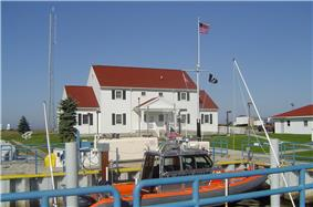 Ludington United States Coast Guard Station