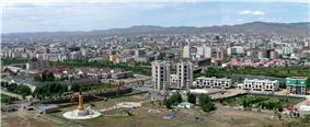 Ulaanbaatar City