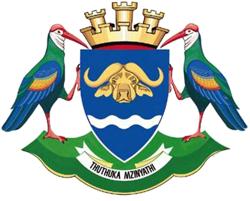 Official seal of uMzinyathi