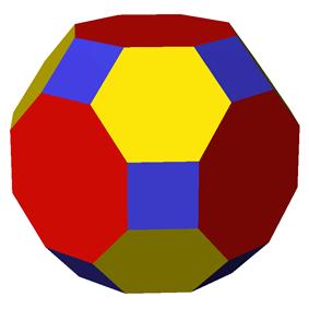 Truncated cuboctahedron