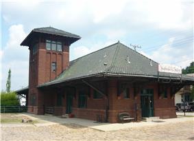 Connellsville Union Passenger Depot