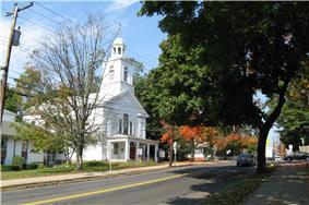 Ludlow Village Historic District